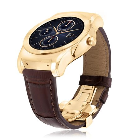 LG Watch Urbane Luxe Limited Edition
