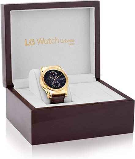 LG W150 Urbane Luxe Smart Watch