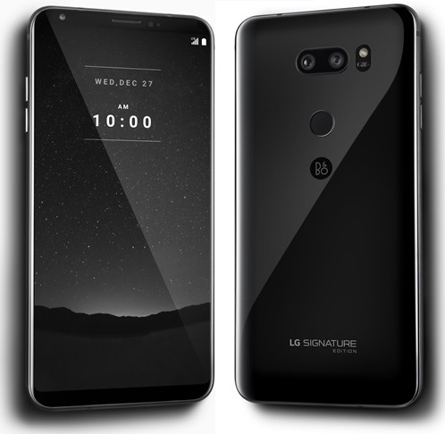 LG V300K V30 Signature Edition TD-LTE 256GB  (LG Joan) Detailed Tech Specs