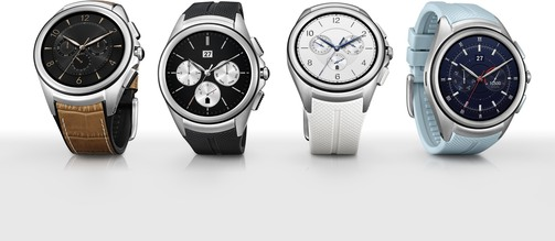 LG W200 Watch Urbane 2nd Edition LTE