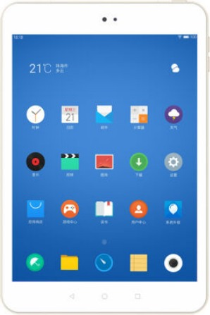 Meizu JDtab J01 Detailed Tech Specs