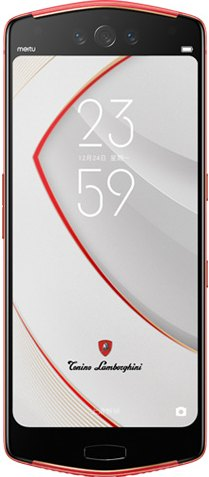Meitu V7 Tonino Lamborghini Edition Dual SIM TD-LTE CN 512GB MP1801 Detailed Tech Specs