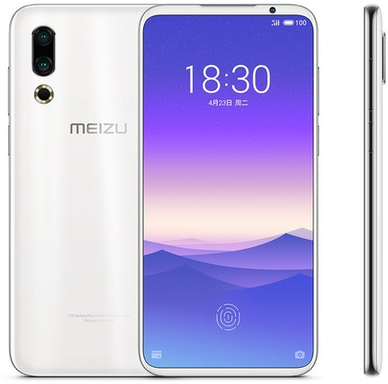 Meizu 16s Standard Edition Global Dual SIM TD-LTE M971H 128GB  (Meizu Alps)