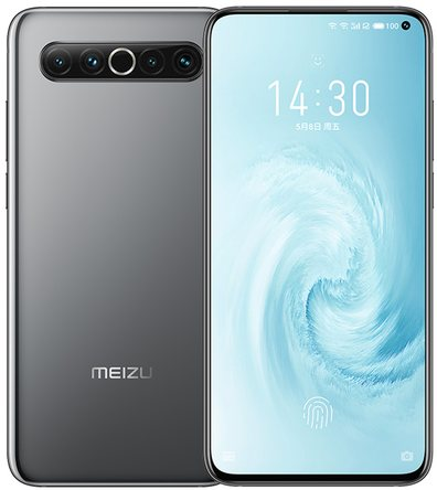 Meizu 17 Dual SIM TD-LTE CN 256GB M081Q  (Meizu M2081) Detailed Tech Specs