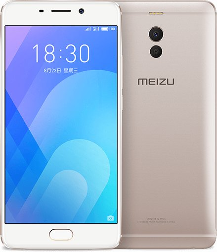 Meizu m6 note Global Dual SIM TD-LTE 32GB M721Q  (Meizu Meilan Note 6)