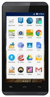 Micromax A107 Canvas Fire 4