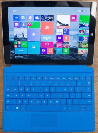 Microsoft 1645 Surface 3 Tablet 64GB