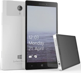 Microsoft Surface Phone 128GB  (Microsoft Juggernaut Alpha)