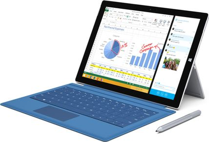 Microsoft 1631 Surface Pro 3 Tablet 512GB