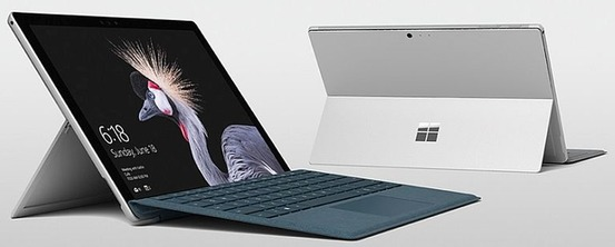 Microsoft Surface Pro LTE Tablet 1TB