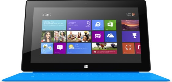 Microsoft 1516 Surface Tablet 32GB