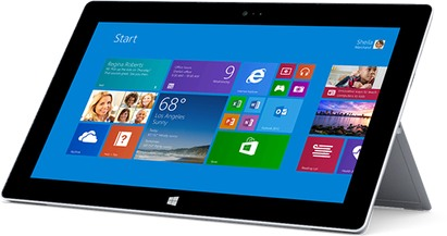 Microsoft 1573 Surface Tablet 2 4G LTE 64GB