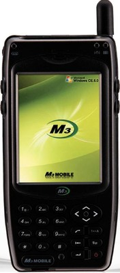 Mobile Compia M3 Green MC-6400