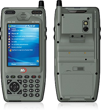 Mobile Compia M3 Plus MC-7500S