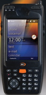 M3Mobile M3 Orange AlphaNumeric M3-20