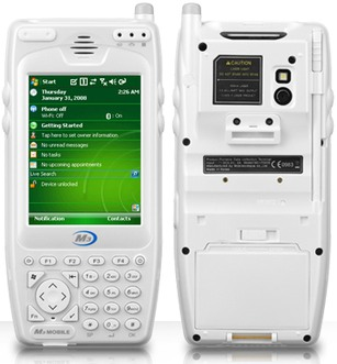 Mobile Compia M3 Sky White MC-7100S