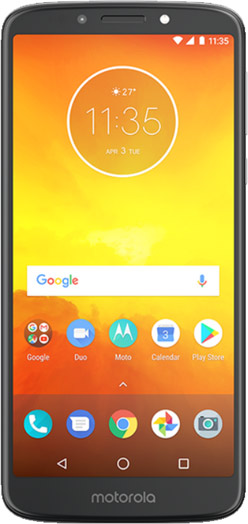 Motorola Moto E5 TD-LTE US 16GB XT1920DL  (Motorola James)