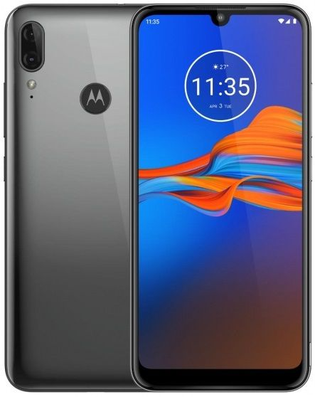 Motorola Moto E6s Dual SIM TD-LTE IN 64GB XT2025-2  (Motorola Poker+) Detailed Tech Specs