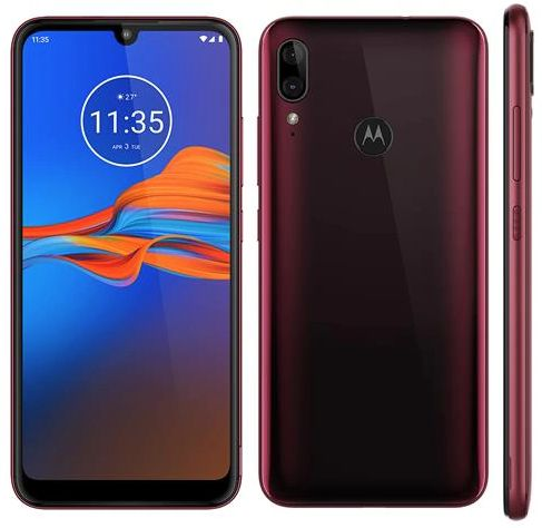Motorola Moto E6 Plus Global Dual SIM TD-LTE 32GB XT2025-2  (Motorola PokerP)