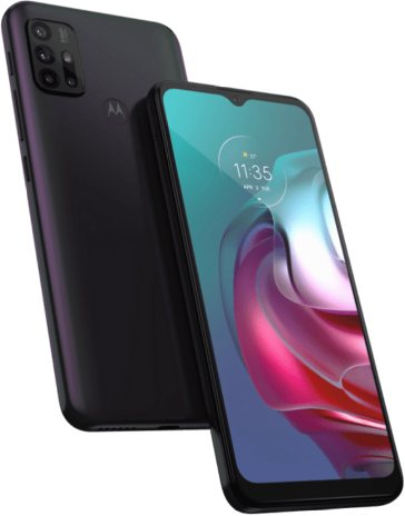 Motorola Moto G30 2021 Premium Edition Global Dual SIM TD-LTE 128GB XT2129-2  (Motorola CapriP) Detailed Tech Specs