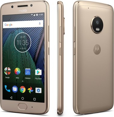 Motorola Moto G5 Plus TD-LTE 32GB XT1687 Detailed Tech Specs