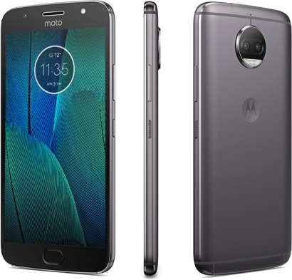 Motorola Moto G5S Plus  Dual SIM TD-LTE IN 64GB XT1804  (Motorola Sanders) Detailed Tech Specs