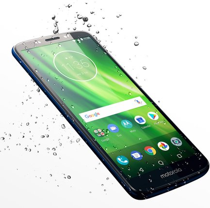 Motorola Moto G6 Play TD-LTE NA XT1922-7 16GB  (Motorola Ashley)