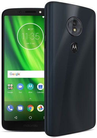 Motorola Moto G6 Play LTE-A LATAM XT1922-4 32GB  (Motorola Ashley)