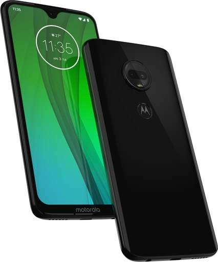 Motorola Moto G7 Global TD-LTE 64GB XT1962-5  (Motorola River) Detailed Tech Specs