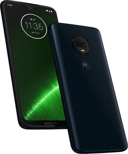 Motorola Moto G7 Plus Global Dual SIM TD-LTE 64GB XT1965-3  (Motorola Lake)