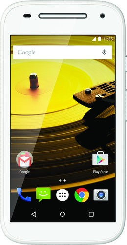 Motorola Moto E 2nd Gen Colors Edition Dual SIM LTE XT1514