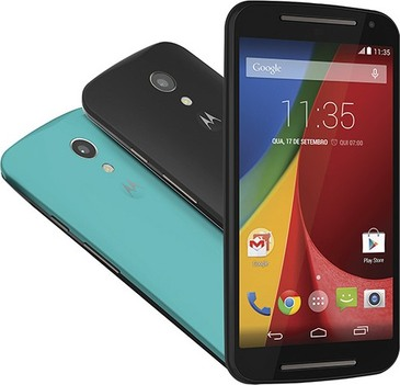 Motorola New Moto G Dual TV / Moto G DTV 2nd Gen Colors Edition XT1069  (Motorola Titan)