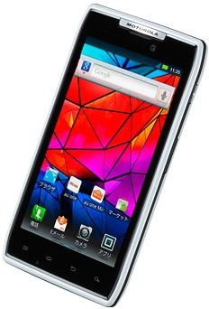 Motorola RAZR IS12M XT909