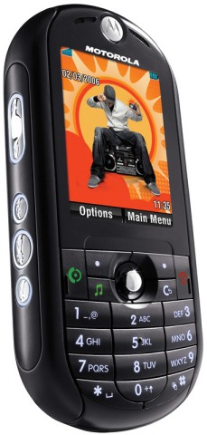 Motorola ROKR E2 (Motorola Sumatra) image   Device Specs