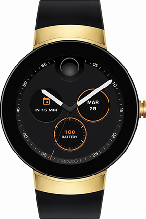 Movado Connect Smarthwatch 3660014