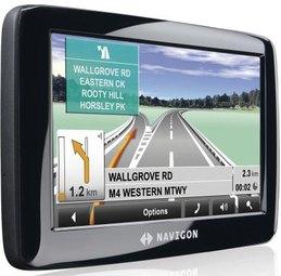 navigon 2310 software
