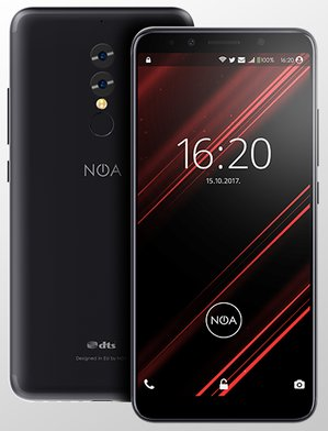 Noa Element N8 Dual SIM LTE