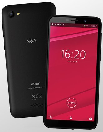 Noa Element P1 Dual SIM LTE