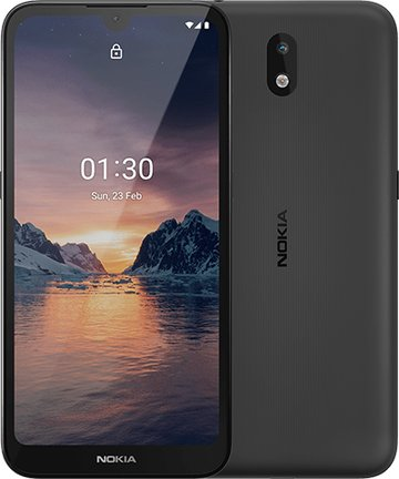 Nokia 1.3 2020 Dual SIM LTE LATAM Detailed Tech Specs