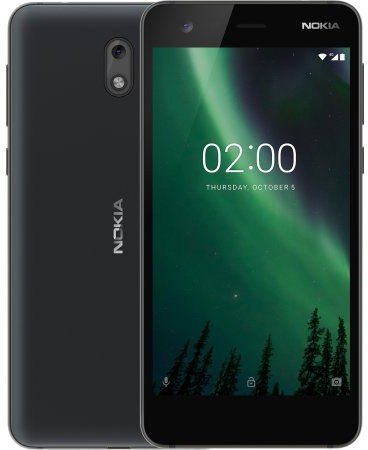 Nokia 2 Dual SIM TD-LTE AM Detailed Tech Specs