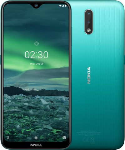 Nokia 2.3 Dual SIM TD-LTE IN  (HMD 2.3) Detailed Tech Specs
