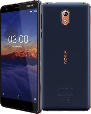 Nokia 3.1 Dual SIM TD-LTE IN 32GB Detailed Tech Specs