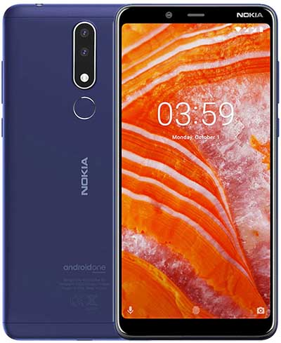 Nokia 3.1 Plus LTE LATAM 16GB  (HMD 3.1 Plus)