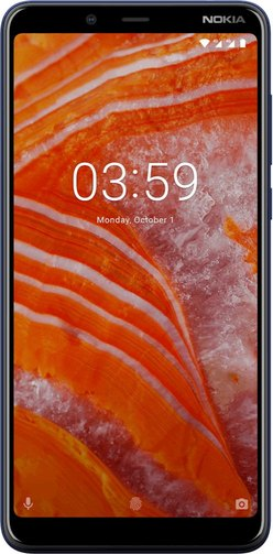 Nokia 3.1 Plus Dual SIM TD-LTE IN 32GB  (HMD 3.1 Plus)