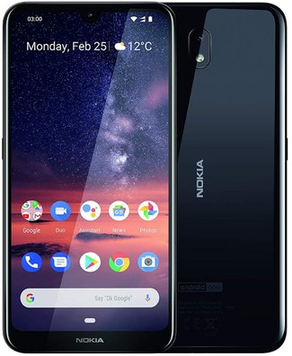 Nokia 3.2 2019 Global TD-LTE 16GB  (HMD 3.2) Detailed Tech Specs