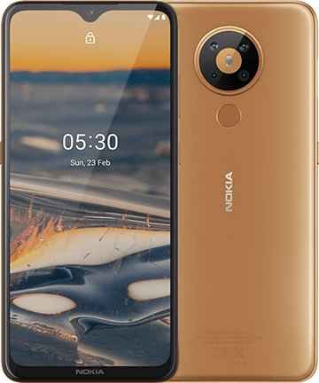 Nokia 5.3 2020 Global TD-LTE 64GB  (HMD Captain America)