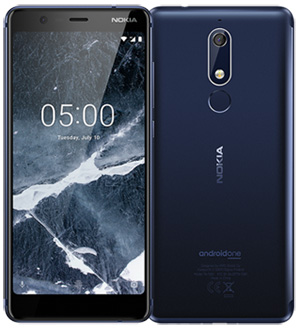 Nokia 5.1 2018 Dual SIM TD-LTE IN 32GB  (HMD CO2)