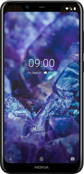 Nokia 5.1 Plus 2018 Premium Edition Dual SIM TD-LTE IN 64GB  (HMD Bravo)