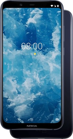 Nokia 8.1 Premium Edition Global Dual SIM TD-LTE 64GB  (HMD Phoenix) Detailed Tech Specs