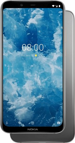 Nokia 8.1 Global Dual SIM TD-LTE 64GB  (HMD 7.1 Plus)